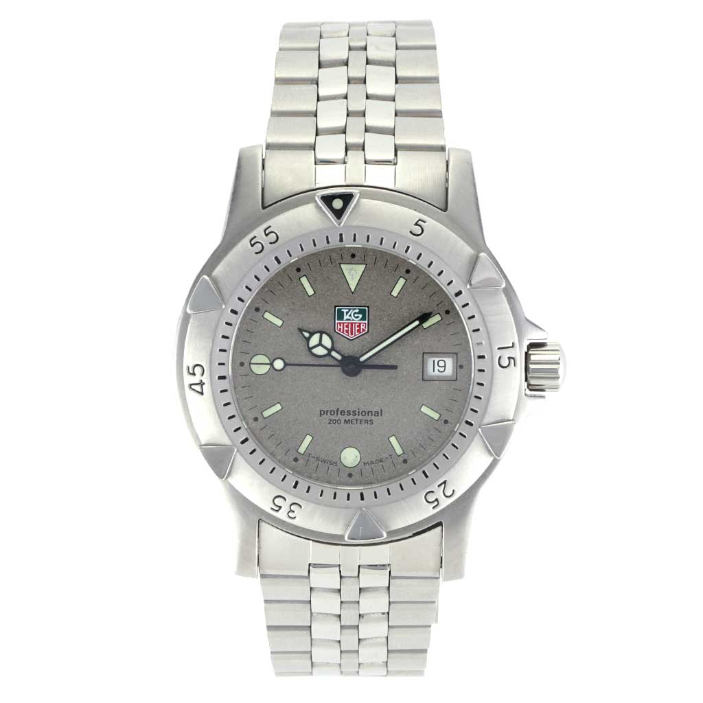 Tag Heuer 1500 Classic New York Jewelers Chicago
